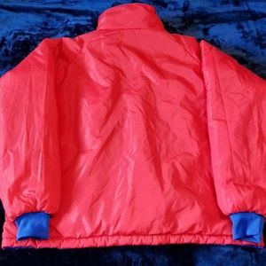 Columbia Jackets & Coats - Vintage Columbia Reversible Jacket Red/Blue